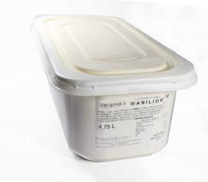 Lody  gastronomiczne- kuweta 4,75 L