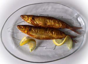 Ryby wędzone