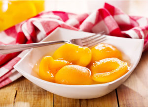owoce konserwowe i w słoikach
