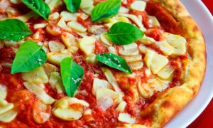 Mrożone pizze i zapiekanki