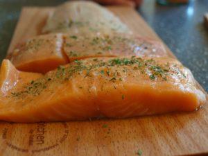 Filety rybne mrożone